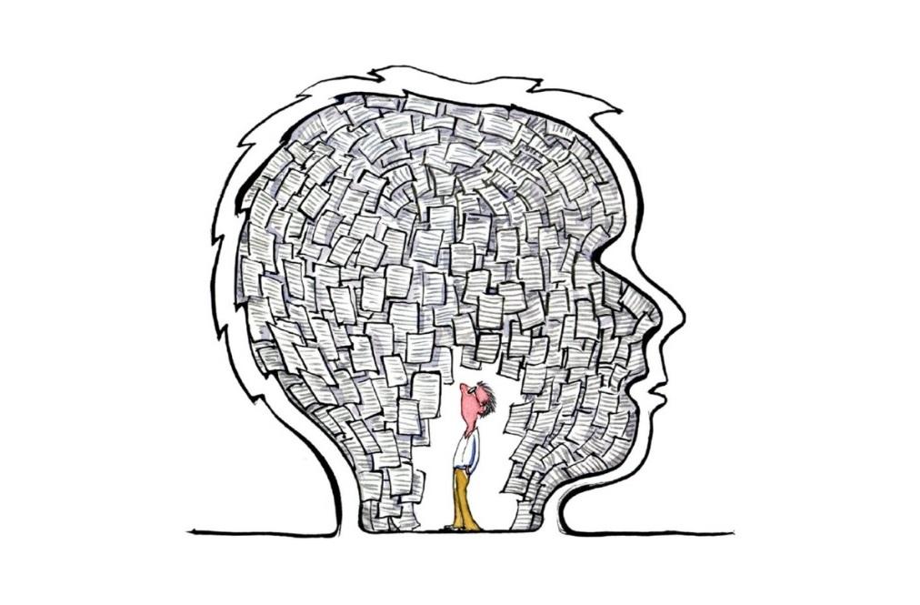 Wie bildliche Sprache unser Gehirn fordert